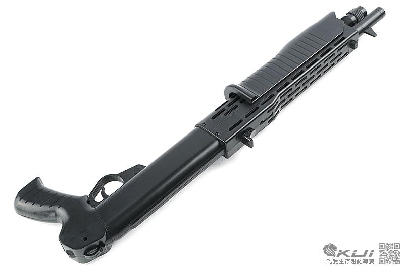 限時優惠 $599 !! A版 HFC SPRING POWERED SHOTGUN 空氣散彈槍,空氣槍(拉一打一,CQB暗殺利器!)
