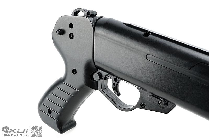 HFC SPRING POWERED SHOTGUN 空氣散彈槍,空氣槍(拉一打一,CQB暗殺利器!)