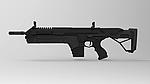《買就送~電池&充電器組》黑色 CSI S.T.A.R. XR-5 超世代 星際大戰 電動槍(FG-1502)