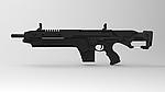 《買就送~電池&充電器組》黑色 CSI S.T.A.R. XR-5 超世代 星際大戰 電動槍(FG-1506)