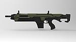 《買就送~電池&充電器組》軍綠色 CSI S.T.A.R. XR-5 超世代 星際大戰 電動槍(FG-1506)