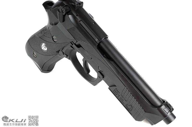 新春優惠 下單現折$300! [新版]~HFC G192  M9A1 (特仕版)全金屬瓦斯槍,手槍(附豪華槍箱)
