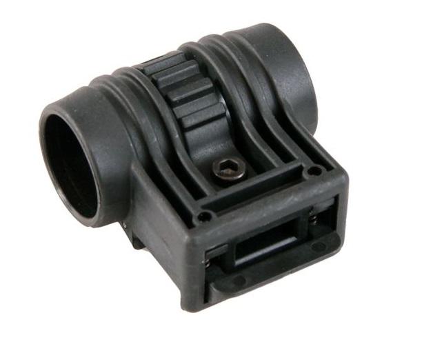 快拆式專用燈筒,雷射,夾具  手電筒 雷射適用