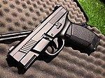 限量優惠!最後一支,賣完收工!升級組合版 HFC G180 (特戰版 G27) 全金屬瓦斯槍,手槍,BB槍(附贈精美槍盒)