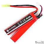 怪怪 G&G 兩片式 7.4V 20C 1100mAh 電槍鋰電~鋰聚合物電池