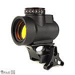 點一下即可放大預覽 -- 1x25mm MOR 內紅點瞄準鏡,快瞄鏡(附增高座)