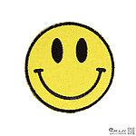 點一下即可放大預覽 -- (微笑標章) Smile 臂章,電繡臂章,識別章