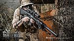 點一下即可放大預覽 -- 超限量!雙匣版 VFC MK11 MOD0 (SR25)GBBR 全金屬瓦斯氣動槍,長槍,BB槍