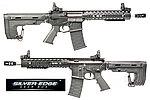 點一下即可放大預覽 -- APS ASR114 RS1 10吋 Key Mod 全金屬電動步槍