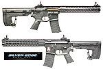 點一下即可放大預覽 -- APS ASR116 RS1 LPA 全金屬電動步槍