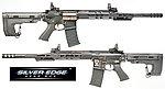 點一下即可放大預覽 -- APS ASR110 RS1 守護者 全金屬電動步槍