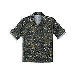 點一下即可放大預覽 -- 特價!L號~國軍 數位迷彩 戰鬥服 短袖上衣,迷彩T恤,戰鬥服
