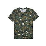 點一下即可放大預覽 -- L號~國軍 數位迷彩 排汗衣,迷彩T恤,戰鬥服,短袖上衣