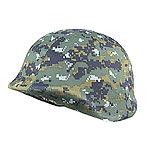 點一下即可放大預覽 -- 國軍 數位迷彩 戰術頭盔布,偽裝布(M88盔 MICH盔)