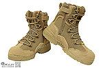 點一下即可放大預覽 -- 沙色~沙漠蜘蛛【40號】高筒戰術突擊靴,戰鬥靴,戰鬥鞋,軍靴,登山靴,軍鞋
