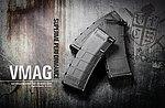 點一下即可放大預覽 -- VFC VMAG 氣動彈匣,彈夾(30連)(通用 HK416氣槍/M4氣槍)