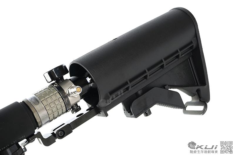 買槍送17mm明太子橡膠彈+彈匣!! MILSIG M17 DMR 國際版 單連發 戰術漆彈鎮暴槍(17MM),HEATCORE BOX系統