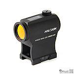 點一下即可放大預覽 -- 真品 保固5年~HOLOSUN HS403C T1 內紅點瞄具,太陽能快瞄鏡