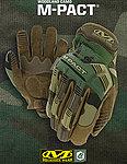 點一下即可放大預覽 -- 新版 S號 叢林迷彩~Mechanix M-Pact Woodland Camo 戰術強化手套(正品)