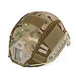 點一下即可放大預覽 -- FAST 多地型迷彩 戰術頭盔罩,頭盔布