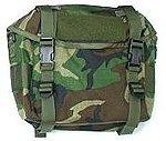 點一下即可放大預覽 -- NG品 叢林迷彩~警星 裝備攜行腰包,戰術突擊背包