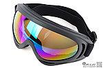 點一下即可放大預覽 -- 類 FALAN 護目鏡,造型風鏡 - 生存遊戲 (黑邊防眩光)