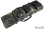 點一下即可放大預覽 -- 暗夜迷彩 雙槍袋~106公分槍背袋,攜行袋,長槍袋,BB槍袋,手提袋,防護袋,收納袋,生存遊戲收納包(台灣製造)
