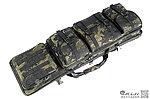 點一下即可放大預覽 -- 暗夜迷彩 雙槍袋~95公分槍背袋,攜行袋,長槍袋,BB槍袋,手提袋,防護袋,收納袋,生存遊戲收納包(台灣製造)