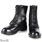 42號 MIT 牛皮飛行 戰鬥靴,特警鞋,戰術靴,戰鬥鞋,軍靴,登山靴,軍鞋