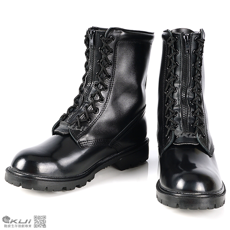 44號 MIT 牛皮飛行 戰鬥靴,特警鞋,戰術靴,戰鬥鞋,軍靴,登山靴,軍鞋