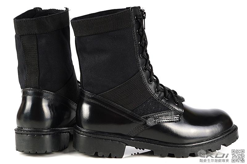 42號 MIT 帆布拉鍊 戰鬥靴,特警鞋,戰術靴,戰鬥鞋,軍靴,登山靴,軍鞋