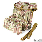 多地迷彩~三單元增量工具包,側背包,攜行袋,手提包,BB槍袋,防護袋,置物袋,收納袋,生存遊戲收納包