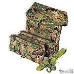 數位叢林~三單元增量工具包,側背包,攜行袋,手提包,BB槍袋,防護袋,置物袋,收納袋,生存遊戲收納包