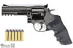 點一下即可放大預覽 -- 4吋~Dan Wesson 715 .357 Magnum【鈦黑色】CO2 全金屬左輪手槍