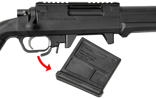 ARES AMOEBA AS01【鐵灰色】空氣狙擊槍,手拉空氣槍