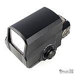 【黑色】L-LCO 內紅點快瞄鏡(10段紅綠光),快速瞄準器 ~ 附防震外盒