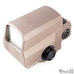 點一下即可放大預覽 -- 【沙色】L-LCO 內紅點快瞄鏡(10段紅綠光),快速瞄準器 ~ 附防震外盒