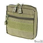 點一下即可放大預覽 -- EDC【OD綠】MOLLE儲物小方包,收納袋,雜物包,收納包,工具袋(可手提)