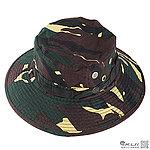 深色迷彩~美軍圓邊帽,闊葉帽,漁夫帽,釣魚帽,遮陽帽,帽子,圓帽,擴邊帽