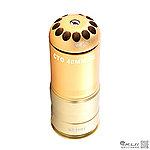 點一下即可放大預覽 -- 120發~BATTLEAXE 40mm 鋁合金 瓦斯動力榴彈,榴彈槍