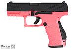點一下即可放大預覽 -- 正版授權刻字~櫻桃紅 華瑟 Walther PPQ M2 GBB 瓦斯槍,手槍