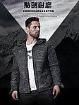 點一下即可放大預覽 -- XL號 魔蠍 警黑色多地 射手外套,風衣,衝鋒衣