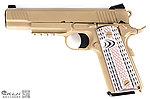 點一下即可放大預覽 -- 沙色 WE M45A1 瓦斯手槍,BB槍
