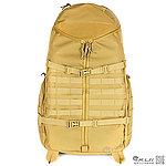 狼棕色~突擊戰術軍背包,通勤包,收納包,收納袋,登山包