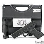 點一下即可放大預覽 -- 謎版 克拉克 G17 全鋼製 CO2 手槍~精裝版,BB槍,短槍