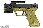 點一下即可放大預覽 -- 特價!【展示品出清特惠$2999】軍綠色 SRU SR-GF G18 克拉克 瓦斯手槍