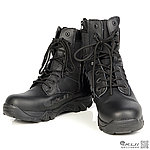 41號 黑色 長筒戰鬥靴,戰術靴,戰鬥鞋