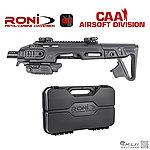 點一下即可放大預覽 -- CAA RONI G1 Carbine Kit 戰術衝鋒槍套件 槍箱組 (授權刻字)