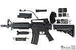 DBOY  M4  CQB  Q版 電動槍( 超值全配版),電槍