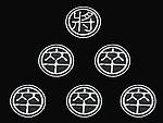 [陰刻]~象棋 趣味臂章~一將帶五卒 (背面帶魔鬼沾公母),電繡章,刺繡章,識別章